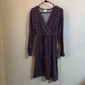 Winter maternity dress -medium
